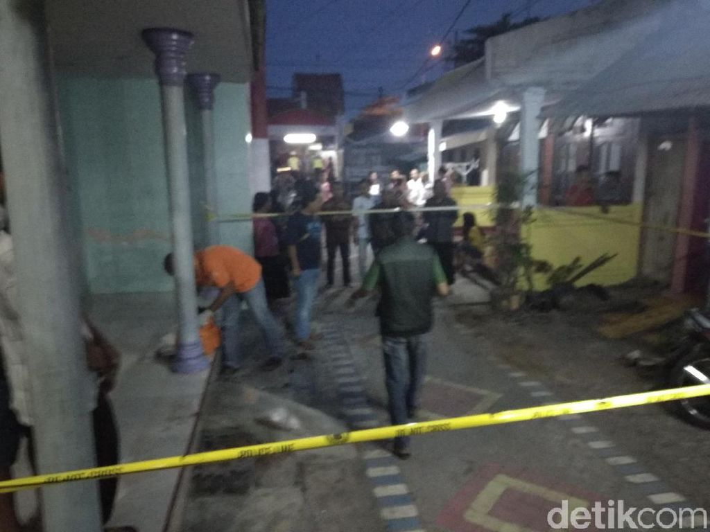 2 Orang Jadi Korban Penusukan Diduga Geng Motor di Probolinggo