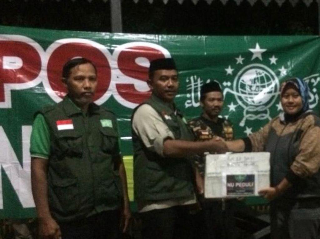 Banser Turunkan Ratusan Anggota Bantu Korban Tsunami Anyer & Lampung