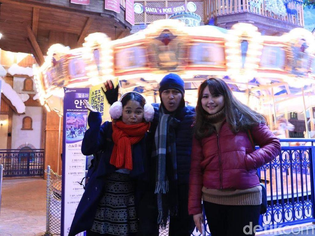 Ini Cara dTraveler Rayakan Malam Natal di Korea Selatan