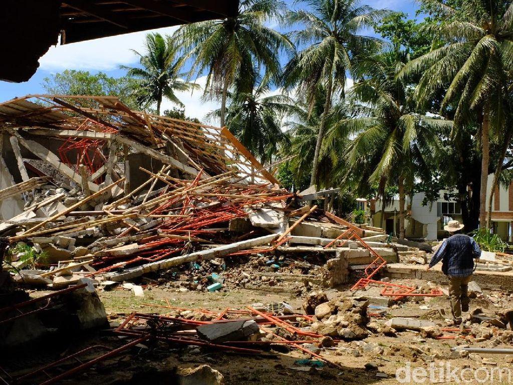 Tsunami Selat Sunda Jadi Perhatian Media Internasional