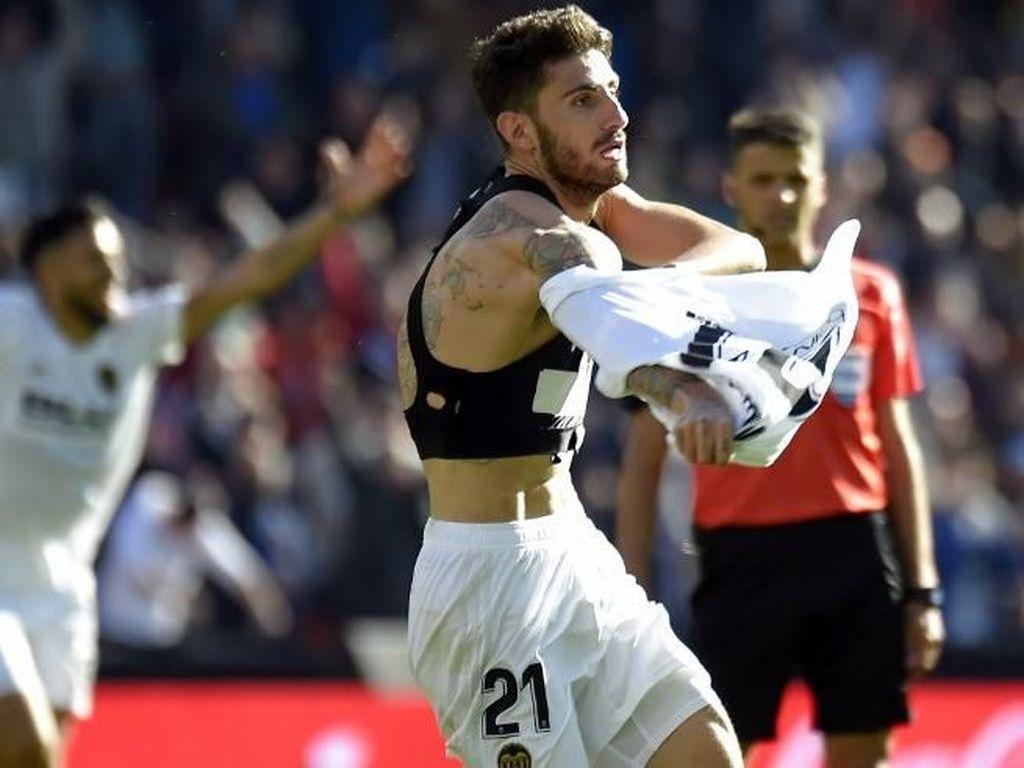 Hasil Liga Spanyol: Valencia Menang Dramatis, Sevilla Diredam Leganes