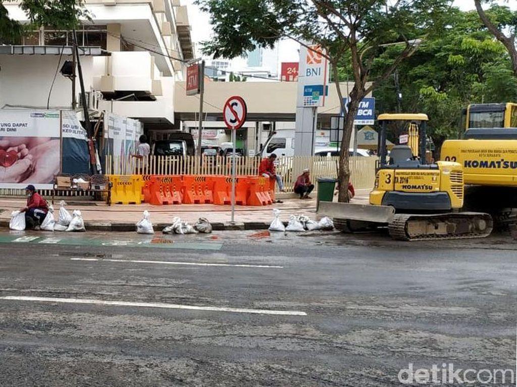 Sudah Diperbaiki, Begini Kondisi Terkini Jalan Gubeng di Surabaya