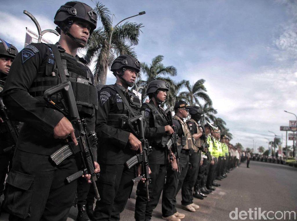 TNI-Polri Siap Amankan Kawasan Artha Gading Jelang Natal