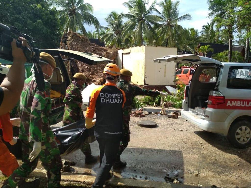 Korban Tsunami Anyer Bisa Manfaatkan Posko Kesehatan Dompet Dhuafa