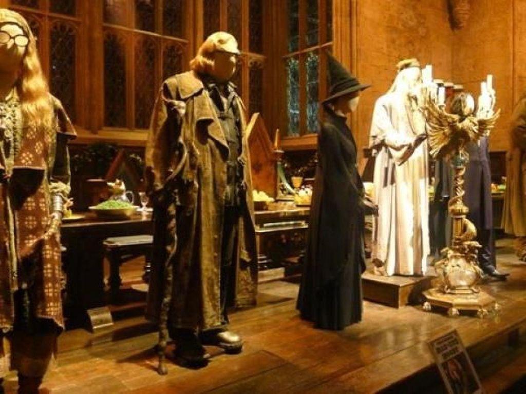Potterhead! Studio Harry Potter akan Buka Bank Gringotts di London