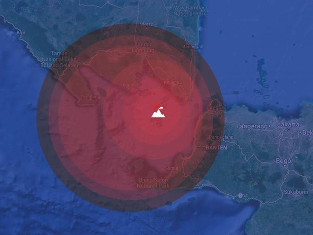 BMKG Jelaskan Potensi Terjadinya Kembali Tsunami di Selat Sunda