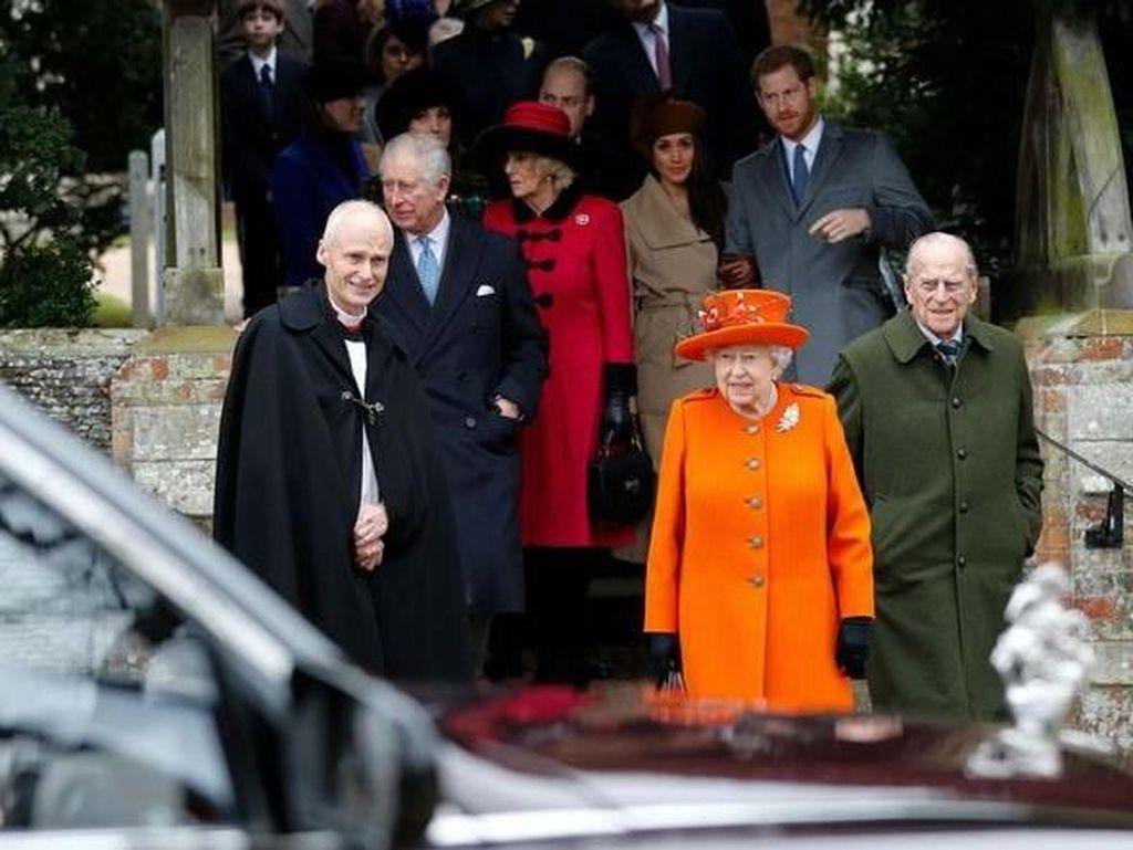 Kalkun dan Christmas Pudding, Santapan Keluarga Kerajaan Inggris Saat Natal