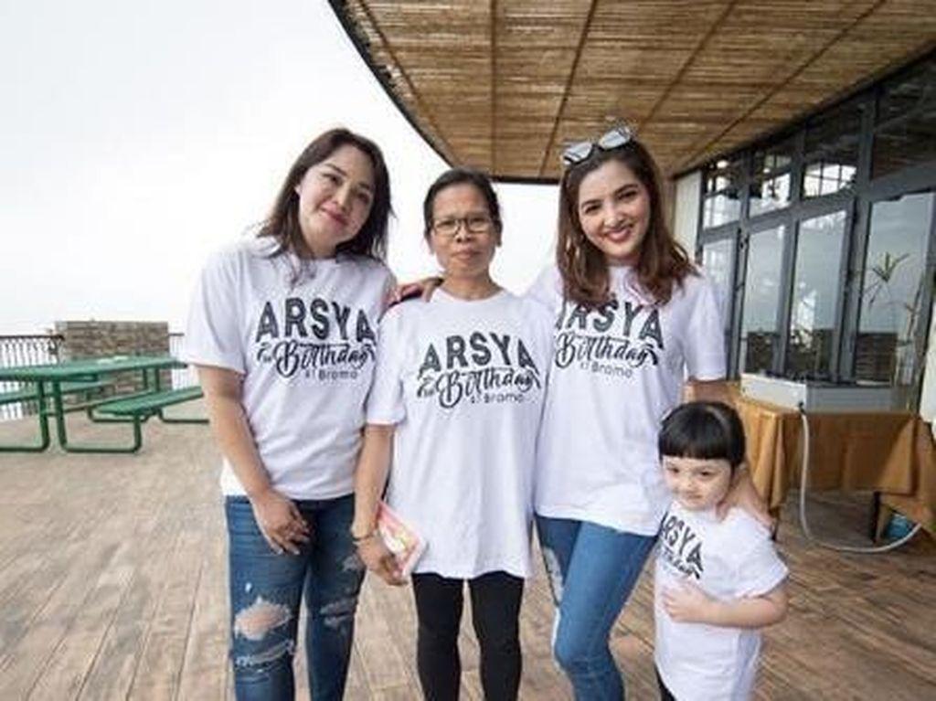 Ungkapan Haru Pengasuh Anak Ashanty Saat Diajak Liburan ke Eropa
