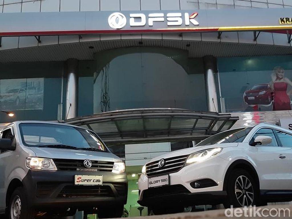 DFSK Punya Servis Khusus di Tengah Pandemi Corona: Bisa Jemput Mobil