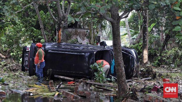 Delapan Korban Meninggal Tsunami Banten Belum Teridentifikasi