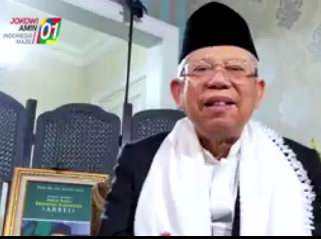 Maruf Beri Catatan ke Provinsi Banten Gegara Kasus Covid-19 Tinggi