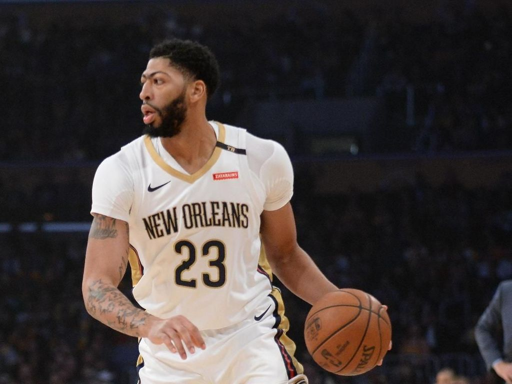 Anthony Davis Diminta Gabung Lakers