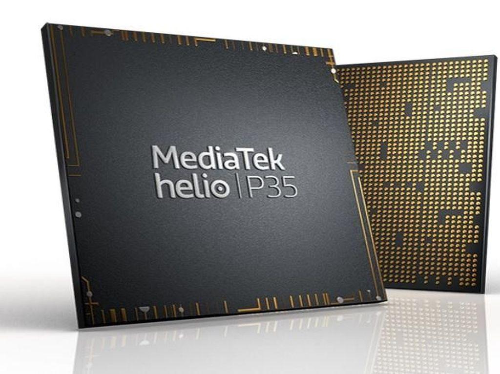 Mengenal Helio P35, Otak Ponsel Xiaomi Mi Play
