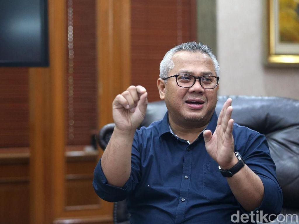 Ketua KPU Bicara Alasan Pemilihan Kotak Kardus Ketimbang Aluminium