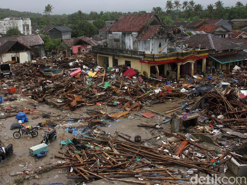 Kemendagri Siapkan Bantuan Rp 50 Juta untuk Desa Terdampak Tsunami
