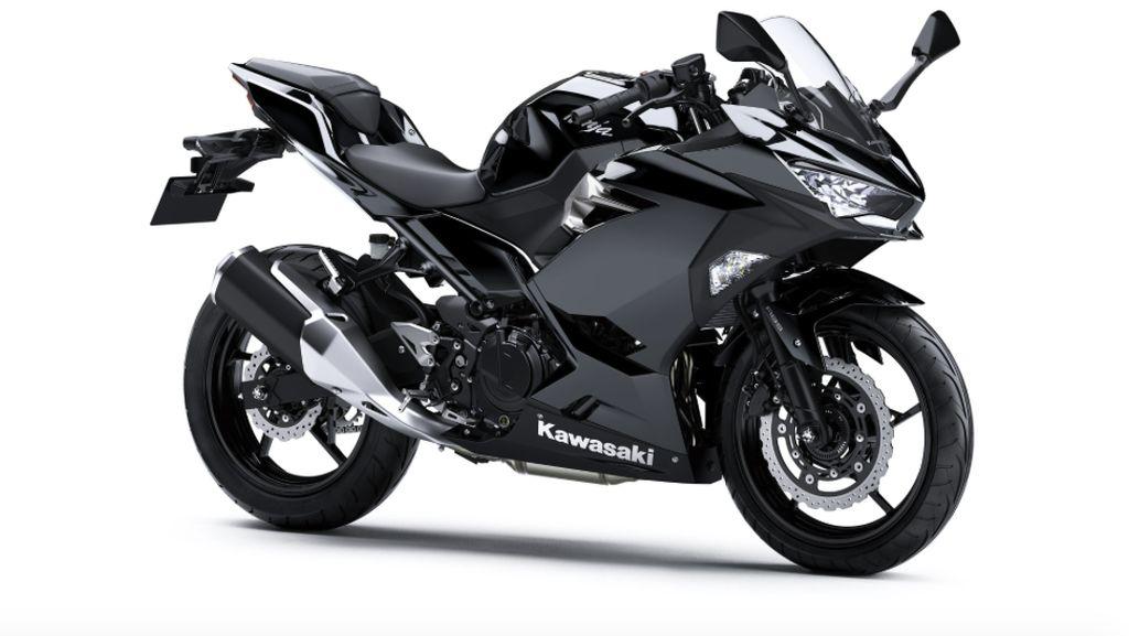 Warna Baru Kawasaki Ninja 250, Lebih Maskulin