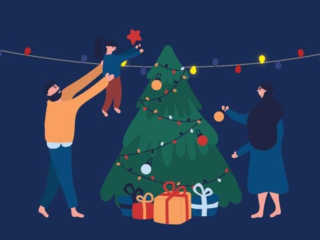 5 Tradisi Natal di Nusantara