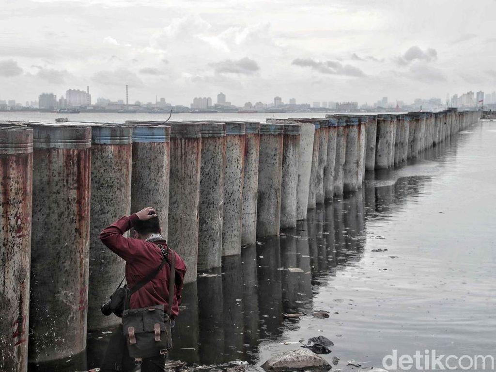 Kata Jokowi hingga Prabowo soal Jakarta akan Tenggelam