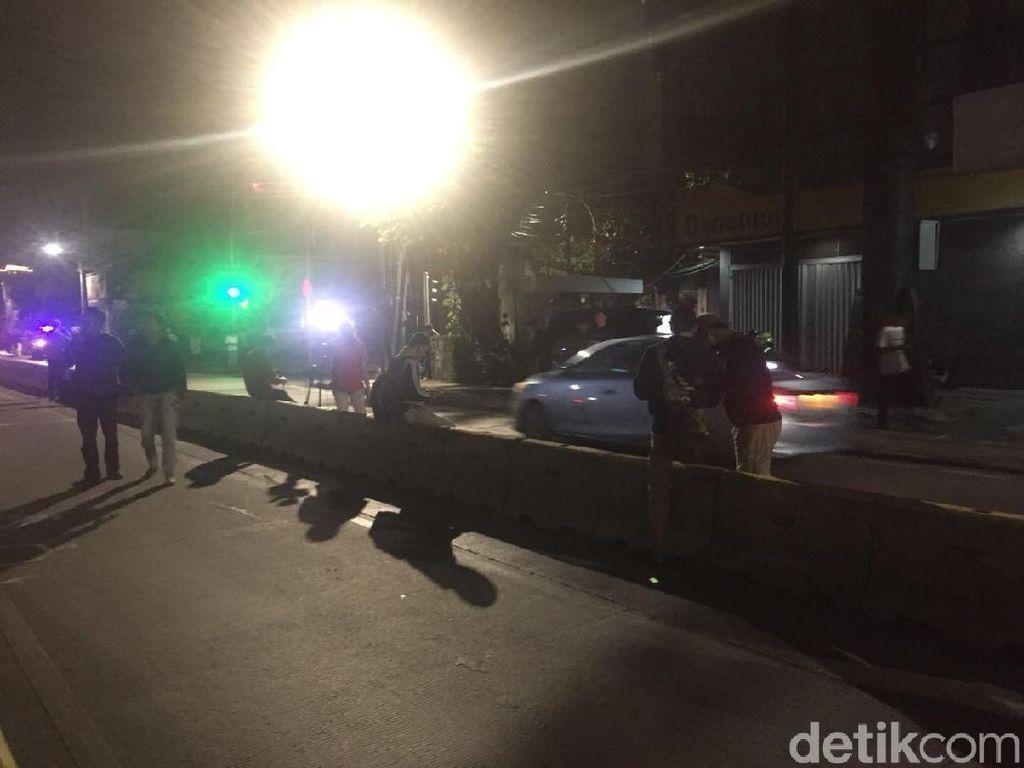 Anggota TNI Ditembak di Jatinegara, Saksi Dengar 4 Kali Letusan