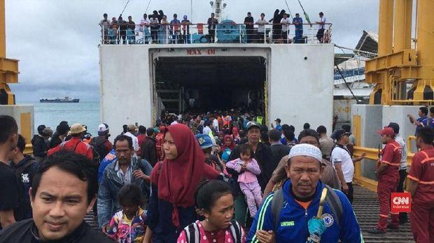 BMKG Bantah Ada Tsunami di Tapteng, Warga Sempat Berhamburan
