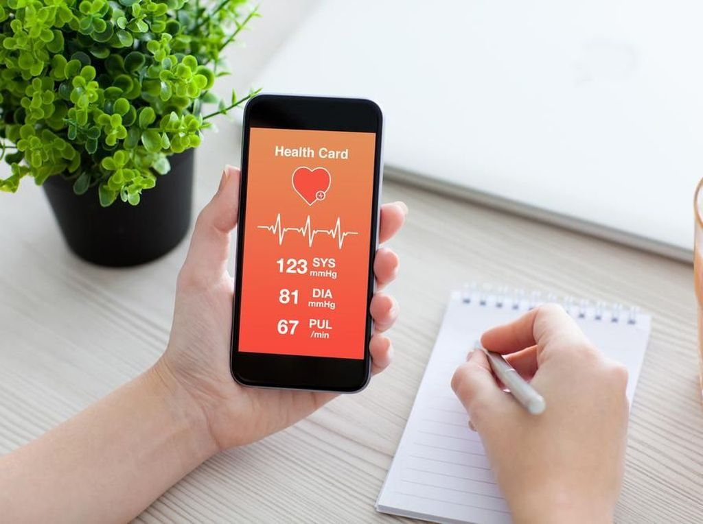 Beberapa Aplikasi Ini Bisa Bantu Kontrol Kesehatan Tubuh, Lho!