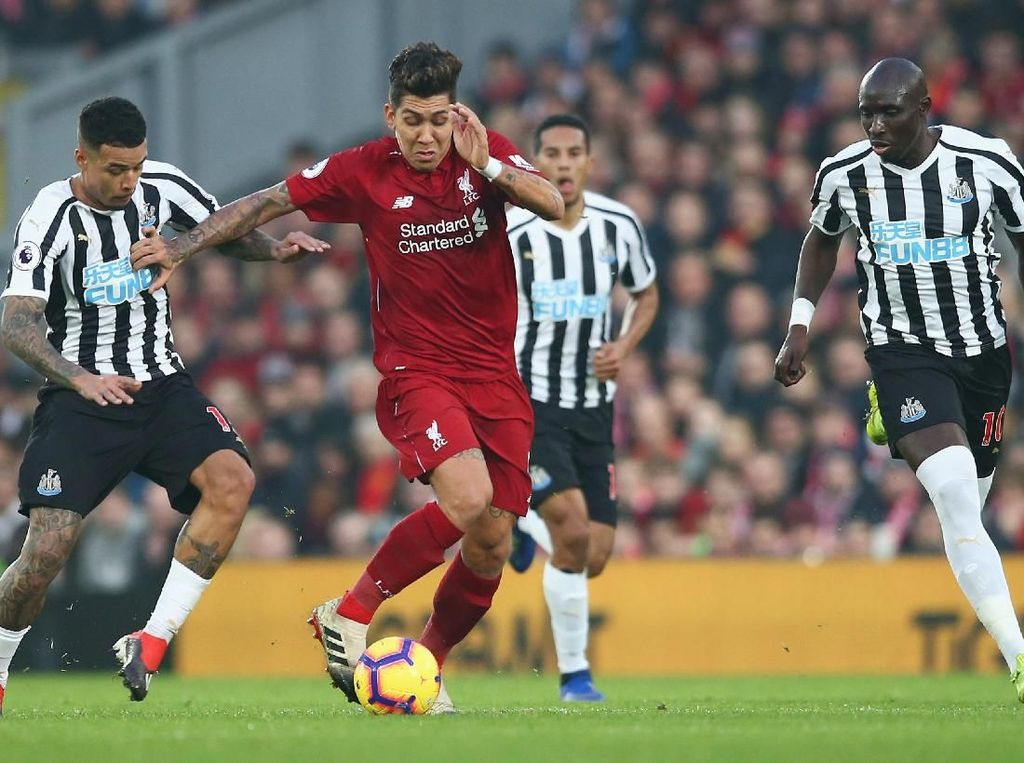 Link Live Streaming Liverpool Vs Newcastle