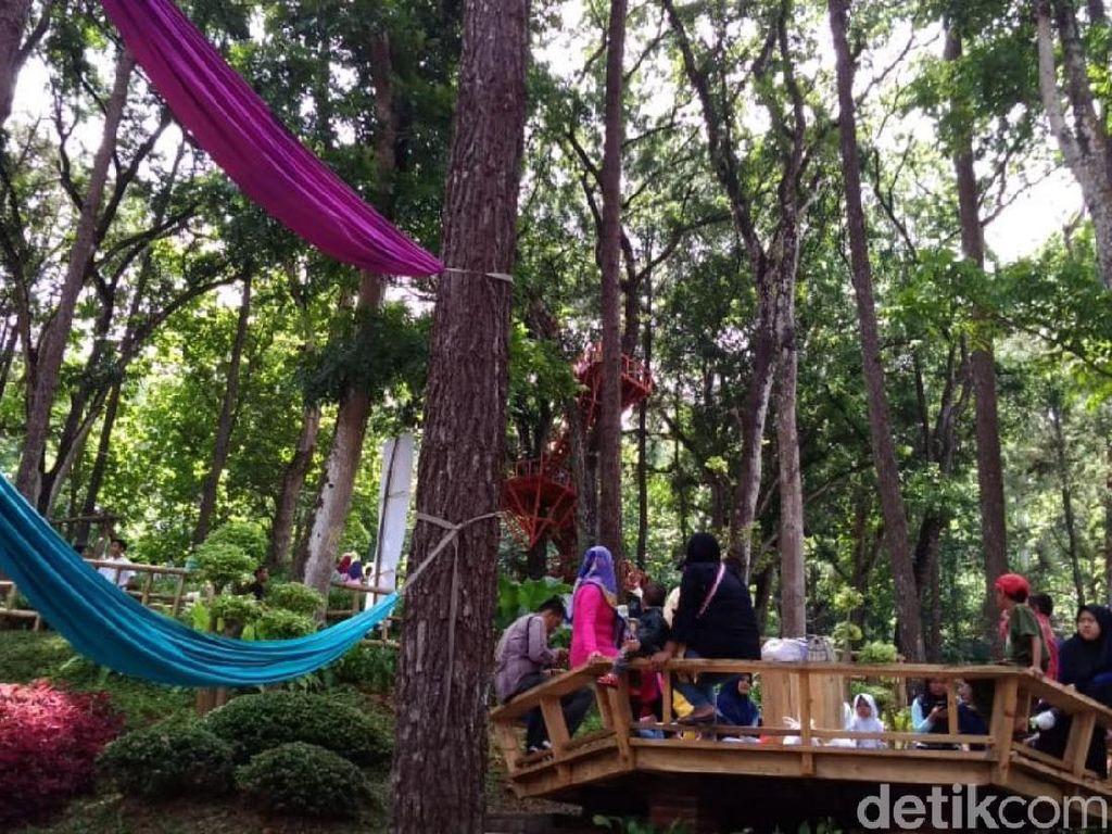 Foto: Taman yang Instagramable di Banjar
