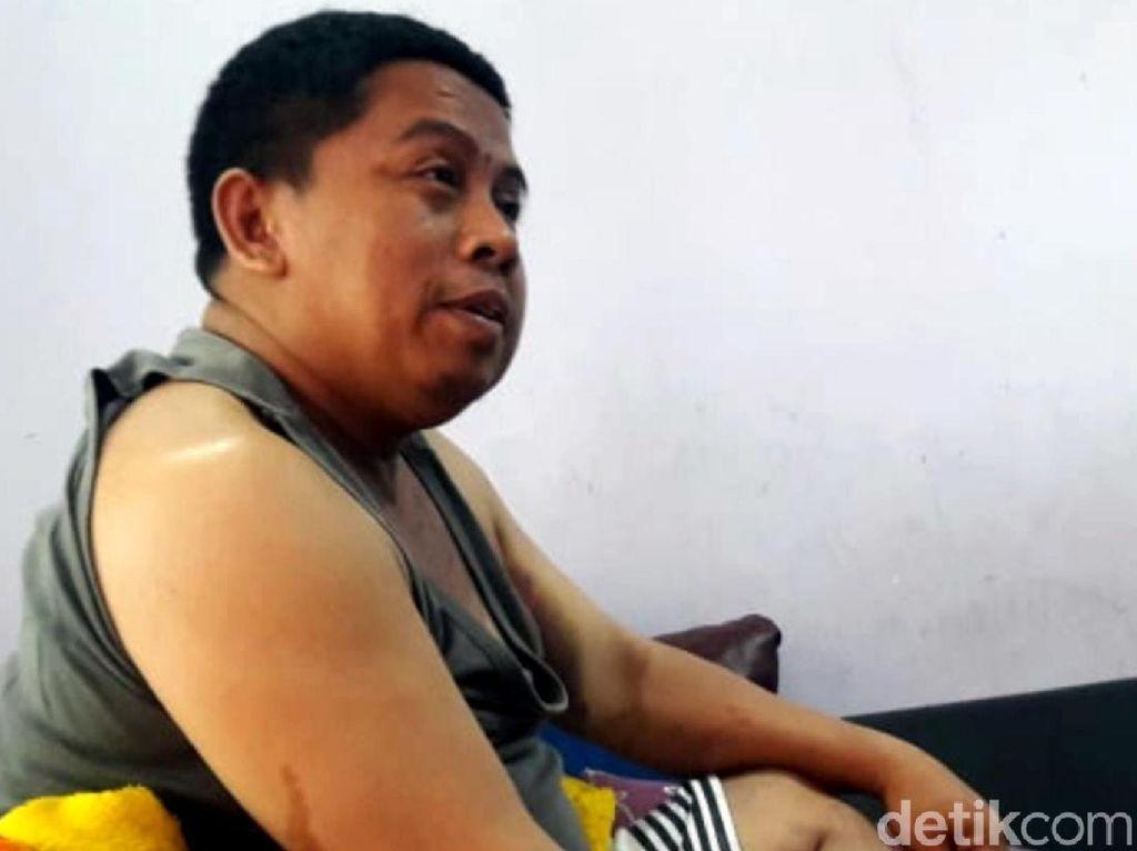 Terombang-ambing Tsunami, Udeng Mengaku Bertemu Putri Aa Jimmy