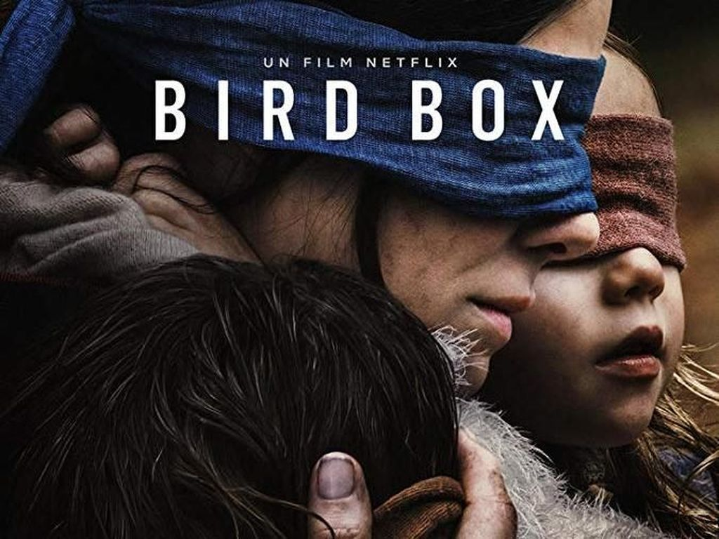 Siap-siap Deg-degan! Bakal Ada Novel Sekuel Bird Box