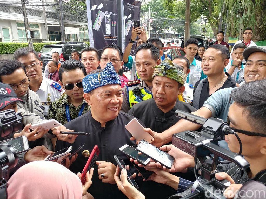 Sosok Sekda Kota Bandung Masih Misteri, Oded: Tunggu Saja 20 Maret