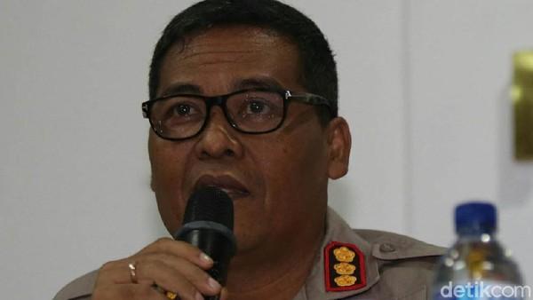 Wasit Nurul Tersangka Pengaturan Skor Ditangkap Kepolisian
