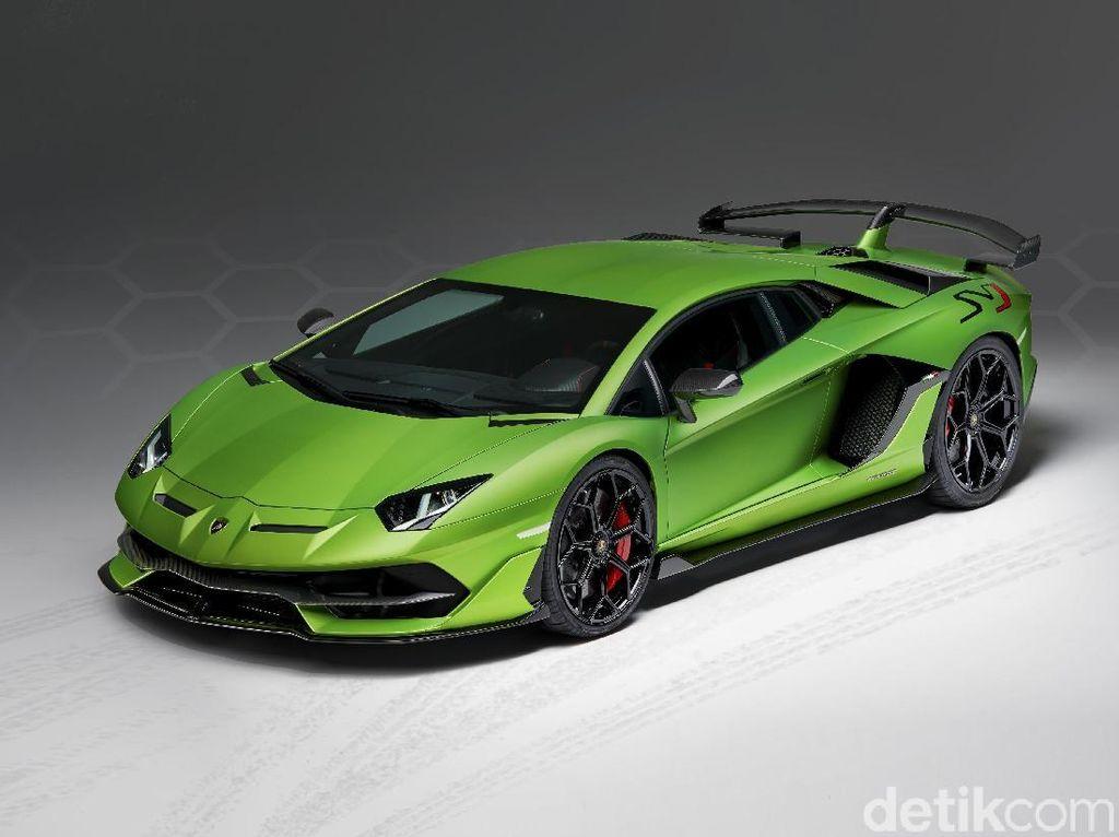 Mobil Tercepat Dunia 2018
