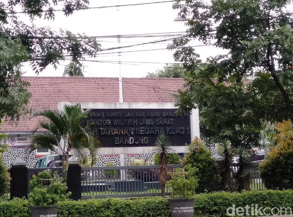 Setengah Penghuni Napi dan Tahanan di Rutan Bandung Tak Mencoblos