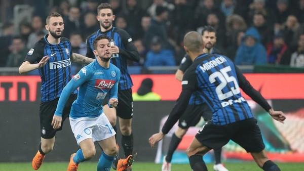 Inter Vs Napoli: Boxing Day nan Berat untuk Nerazzurri