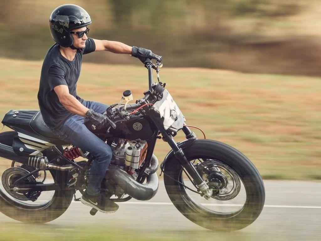 Motor Modifikasi Spesial untuk Dani Pedrosa
