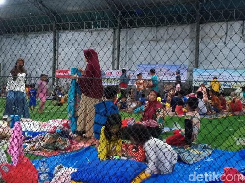 Dokter Paru Ingatkan Risiko Pneumonia pada Korban Tsunami