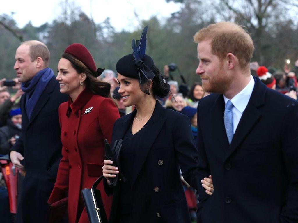 Apakah Harry dan Meghan Markle Dirindukan Anggota Kerajaan Inggris?