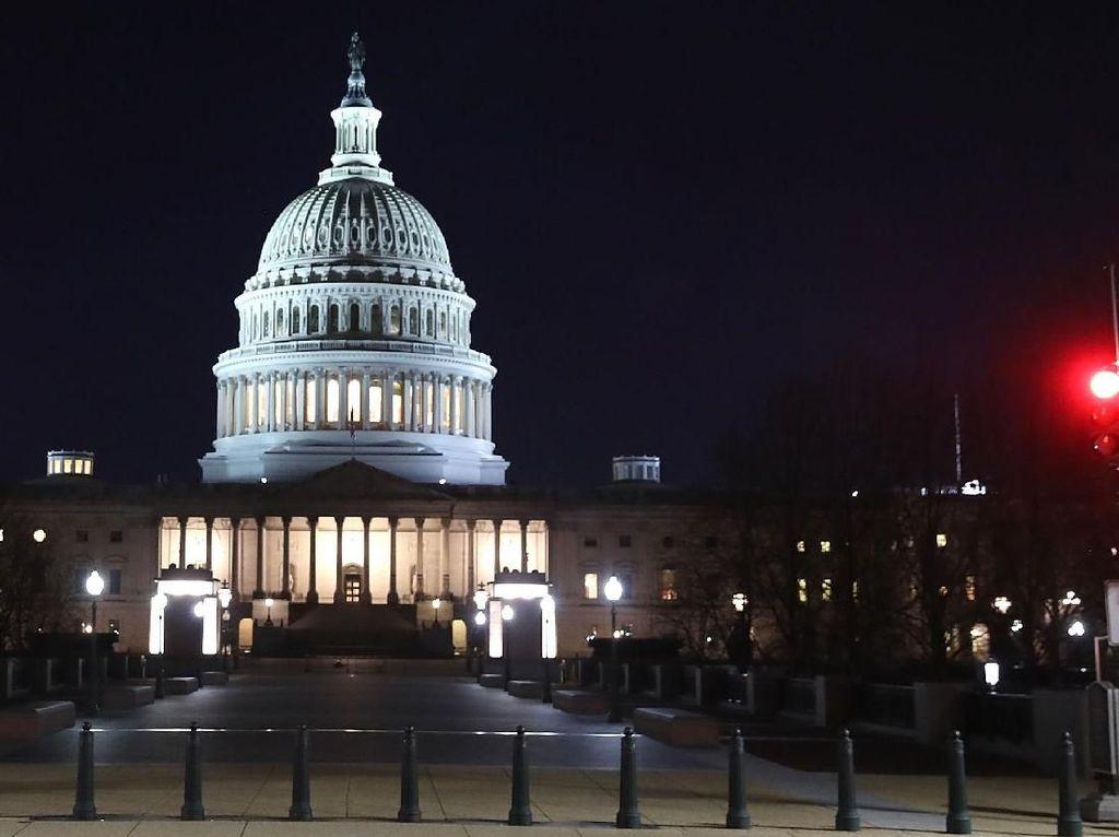 The Fed Naikkan Proyeksi Ekonomi AS Jadi 4,2% di 2021