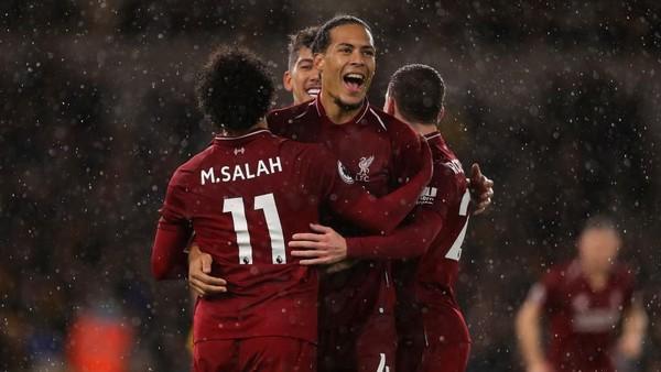 Newcastle, Jangan Harap Bisa Natalan di Anfield