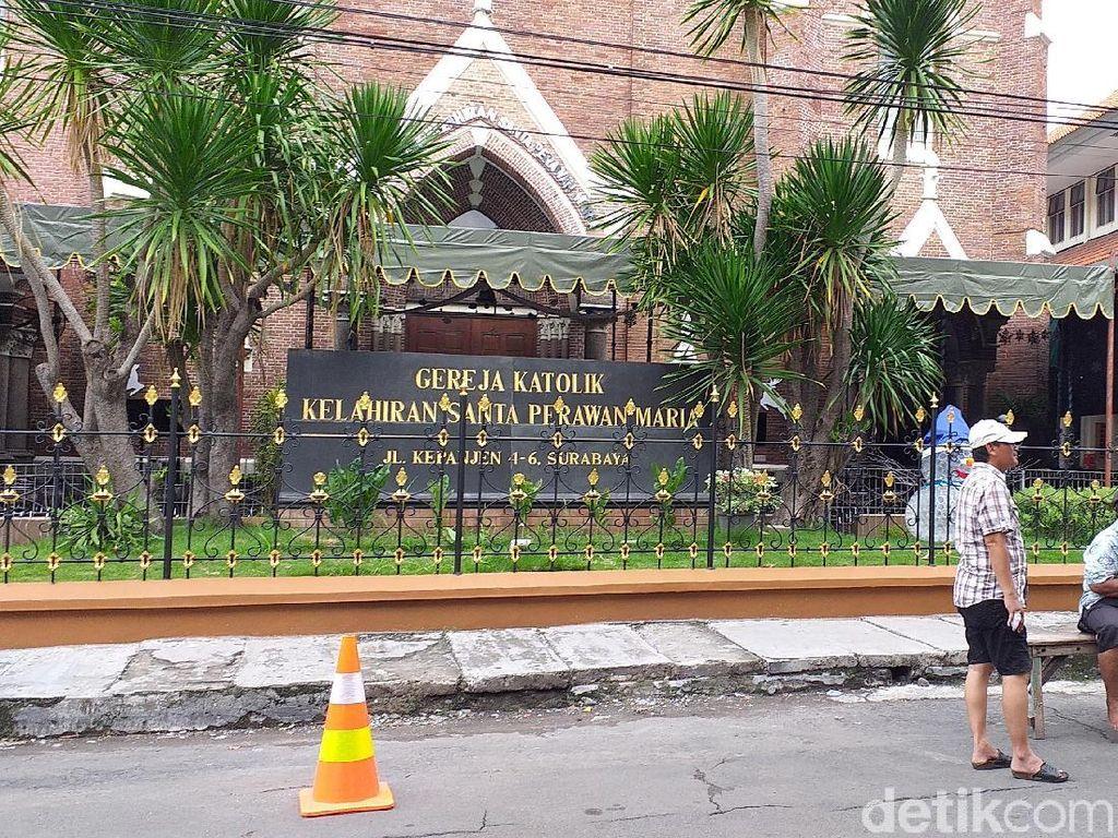 Nuansa Eropa di Gereja Kepanjen Surabaya, Seperti Apa?