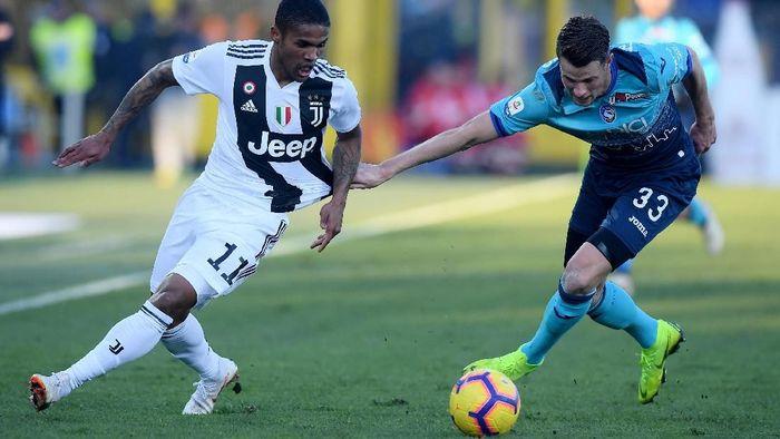 Hasil Liga Italia Dapat Kartu Merah Juventus Ditahan Atalanta 2 2