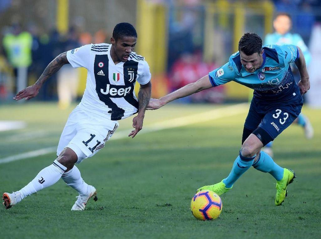 Hasil Liga Italia: Dapat Kartu Merah, Juventus Ditahan Atalanta 2-2