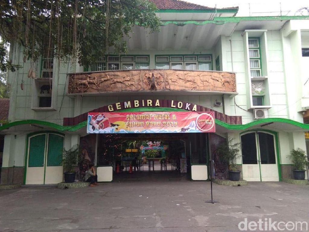 Wisata di Gembira Loka Zoo, Cocok untuk Liburan 17 Agustus