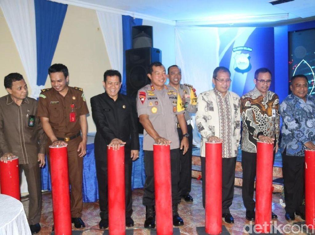 Makassar Berlakukan Tilang Elektronik
