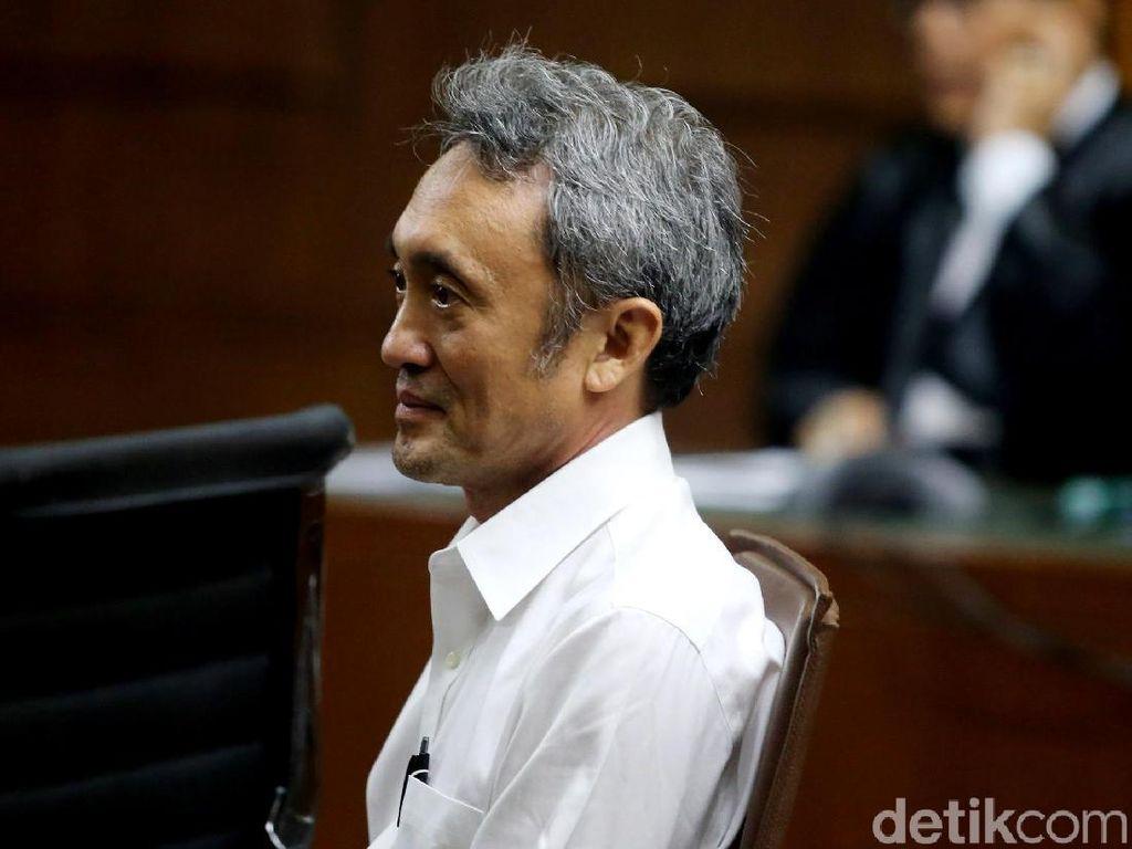 Eddy Sindoro Disebut Setujui Rp 100 Juta bagi Eks Panitera PN Jakpus