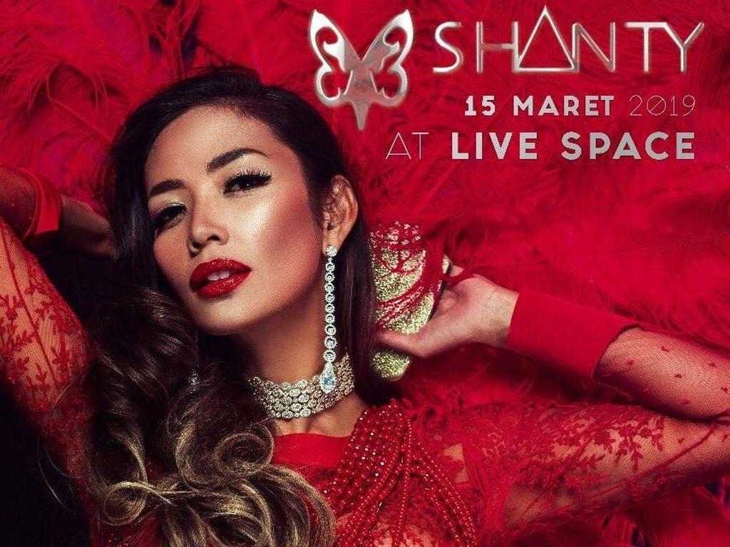 Shanty Konser di Jakarta 15 Maret, Ini Harga Tiketnya