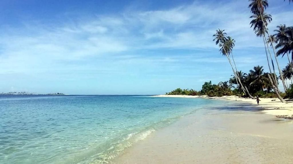 Foto: Pulau Cantik yang Jadi Kuburan Massal Tsunami Aceh
