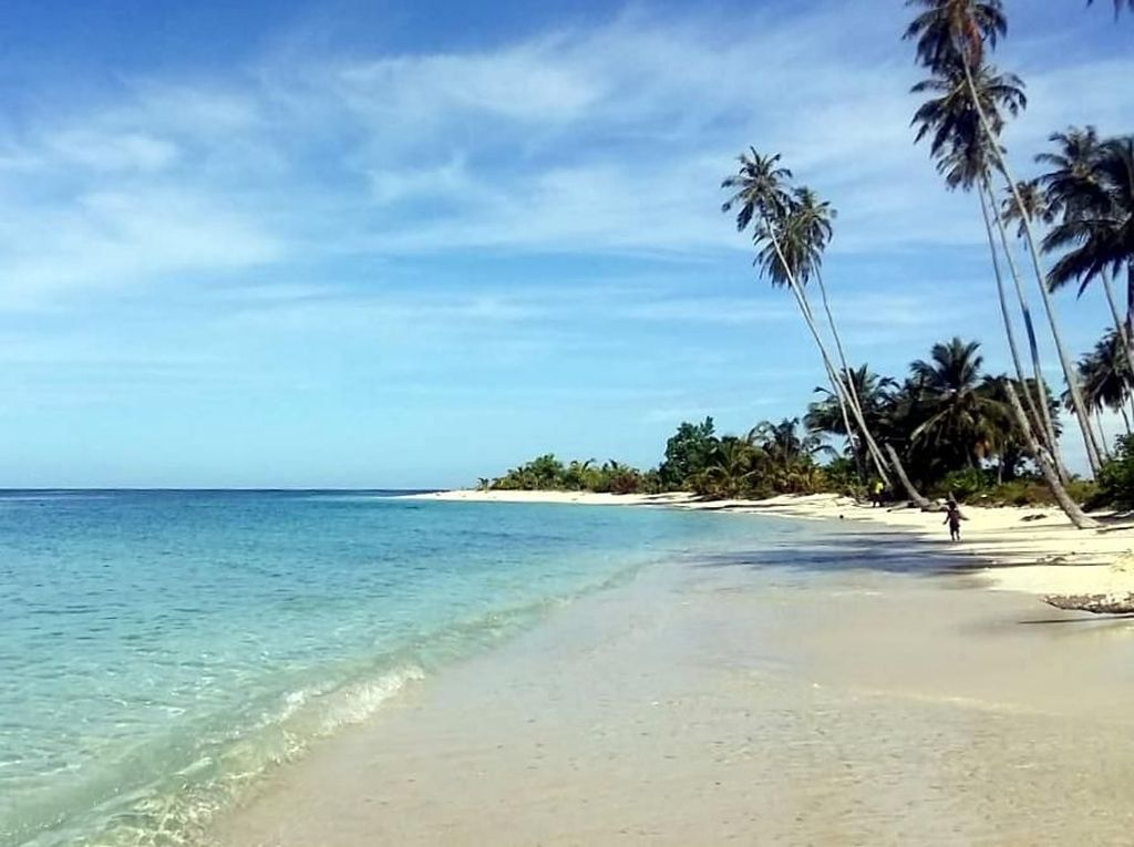 Mengenang Ganasnya Tsunami Aceh di Pulau Cantik Ini