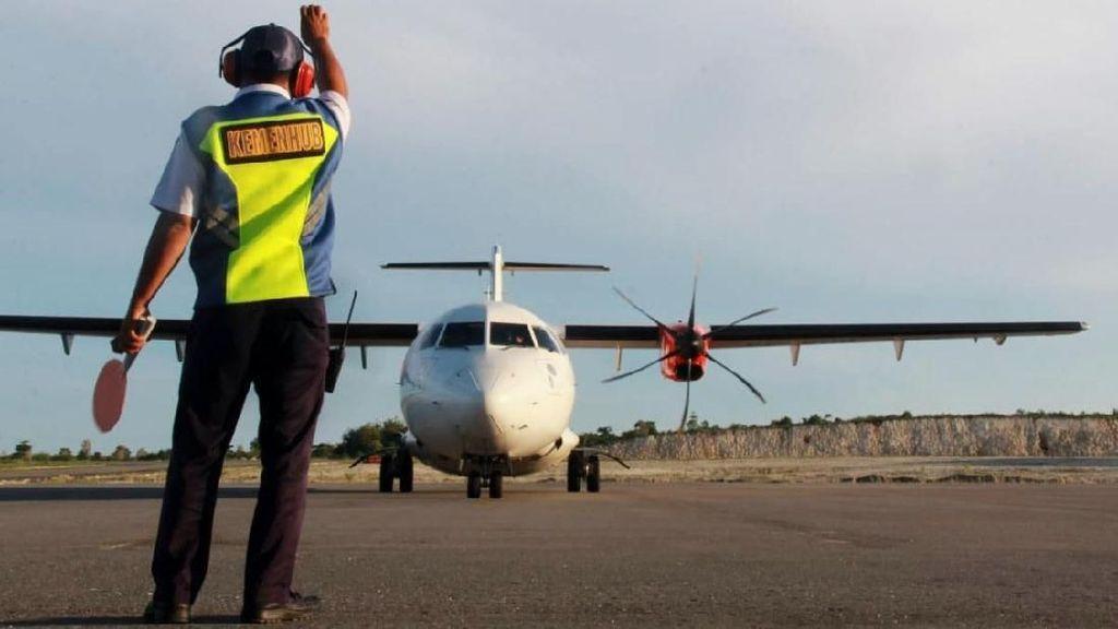 RI Punya Gerbang Udara Baru di Pulau Buru, Begini Wujudnya