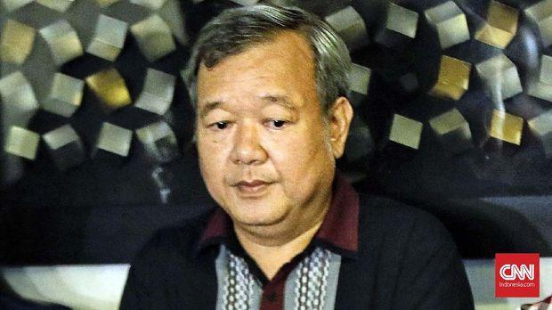 Johar Lin Eng ditangkap tim Satgas Anti Mafia Bola bentukan Polri.